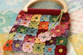 Blossoming bag, Cherry Heart